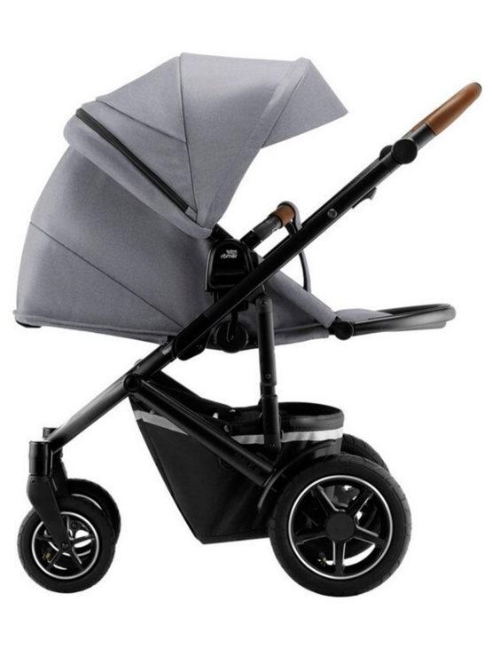 Детская коляска 2 в 1 SMILE III Frost Grey Britax Roemer